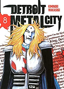 Detroit Metal City Edition simple Tome 8