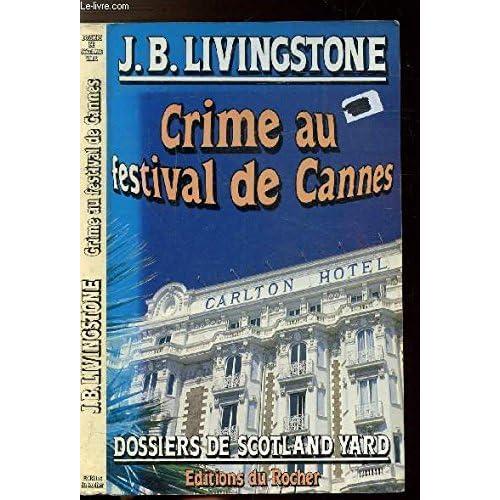 Crime au Festival de Cannes