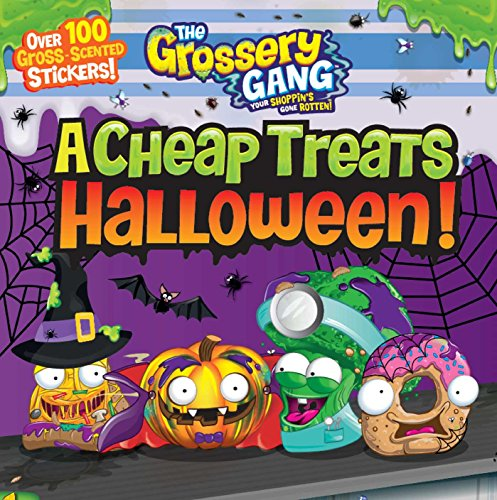 The Grossery Gang: A Cheap Treats Halloween! (Uk Halloween-party London In)