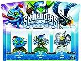 Skylanders - Triple Pack D: Stealth Elf, Wrecking Ball, Sonic Boom