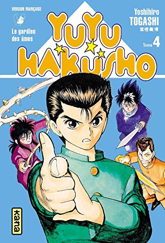 Yuyu Hakusho Vol.4 par TOGASHI Yoshihiro