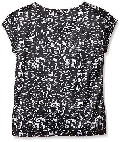 Adidas Graphic T-shirt de sport pour femme Multicolore - Noir/Blanc