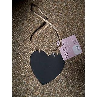 Antic Line Memoboard Herz mit Seil zum Aufhängen