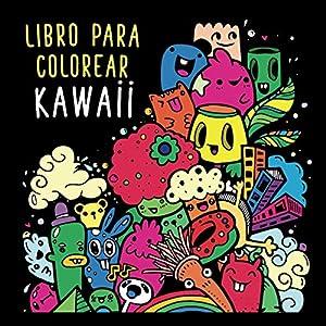 Libro para colorear kawaii: Libro