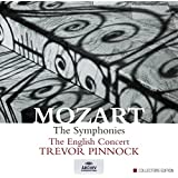 Mozart: The Symphonies /Pinnock