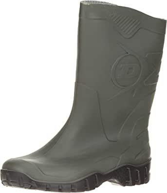 Dunlop - Women's Boots Black Size: