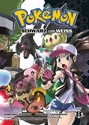 Pokémon Schwarz und Weiss: Bd. 8