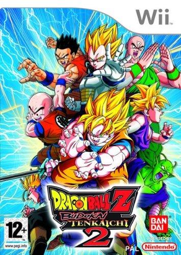 Dragon Ball Z Budokai Tenkaichi 2 [Spanisch Import] (Dragon Ball Z Wii)