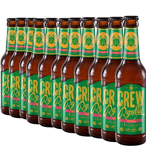 Crew Republic Detox India Pale Ale (12 x 0.33 l)