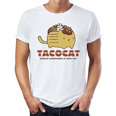 pusheen cat cooking pusheen taco cat mens t shirt xx large amazoncouk clothing