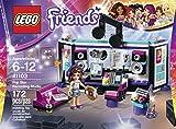 Best LEGO Pop Musics - LEGO Friends 41103 Pop Star Recording Studio Building Review
