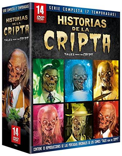 Historias de la cripta -