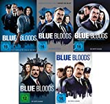 Blue Bloods Staffel 1+2+3+4+5 DVD Set (30 DVDs)