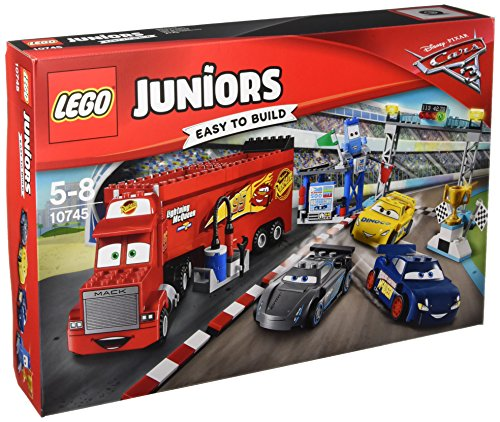 LEGO Juniors - Carrera final Florida 500 (10745)