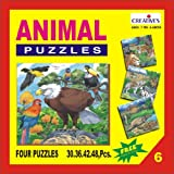 Creative Educational Aids 0706 Animal Pu...