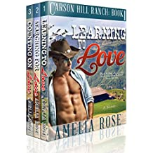 Carson Hill Ranch Box Set - Books 1-3 (Contemporary Cowboy Romance)