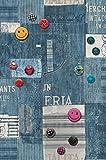 Living paredes 94229-1 funda auto-adhesiva paneles decorativos