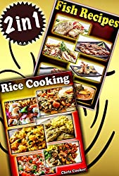 Seduction Cooking: How To Prepare Seductive Rice, Grains and Seafood Treats For Breakfast, Lunch And Dinner?: [2 in 1 Recipe Cookbooks] (English Edition)