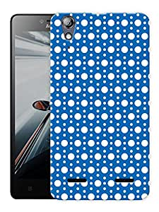 "Humor Gang Circle Spots On My Phone Printed Designer Mobile Back Cover For ""Lenovo A6000 - A6000 PLUS"" (3D, Matte Finish, Premium Quality, Protective Snap On Slim Hard Phone Case, Multi Color)"