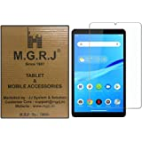 M.G.R.J® Tempered Glass Screen Protector for Lenovo Tab M8 HD / M8 (3rd Gen) / Smart Tab M8 / Tab M8 FHD (2019) (TB-8705F/N,
