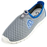 Sol Coastal Women's Shore Runner Water Shoes (Dolphin Gray, Size 10)