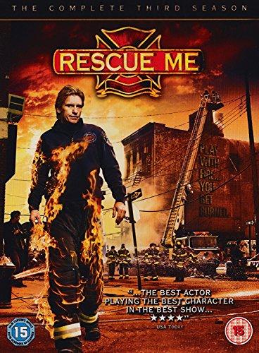 Rescue Me - Season 3 [Reino Unido] [DVD]