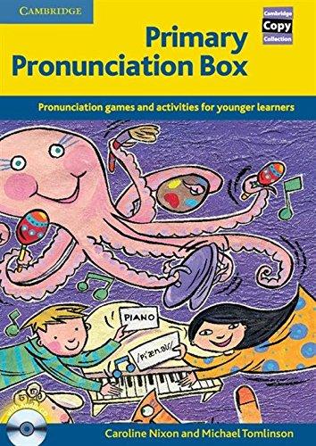 Primary Pronunciation Box with Audio CD (Cambridge Copy Collection)
