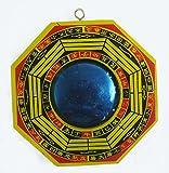 eshoppee pakua bagua mirror for remove evils and negative energy
