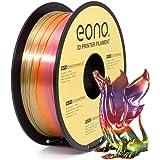 Amazon Brand-Eono Filament PLA Pour Imprimante 3D, à forte Adhérence Et Excellentes Performances D'angles D'impression, Diamè