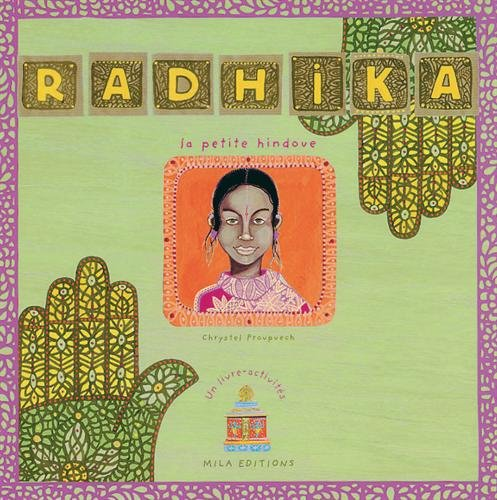 Radhika : La petite hindoue par Chrystel Proupuech