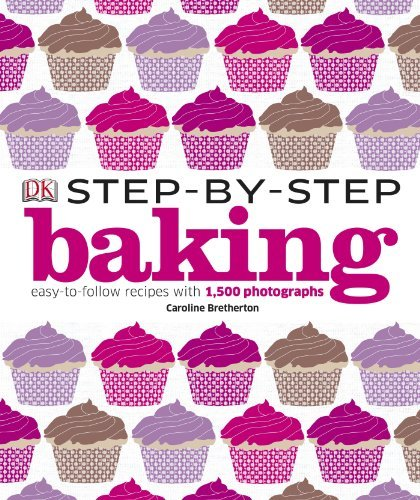 Step-By-Step Baking by Caroline Bretherton (2011-09-01)
