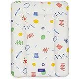 Bonky Wickelauflage weiche Wickelunterlage Baby Wickeltischauflage Abwaschbar - 50 x 70 cm