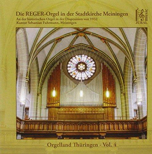 Die Reger-Orgel in Meiningen