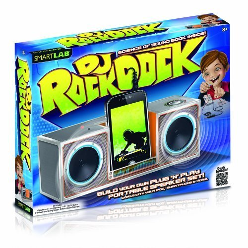 SmartLab Toys DJ Rock Dock by SmartLab Toys (English Manual)