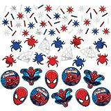 Unique, Coriandoli da tavola Spiderman