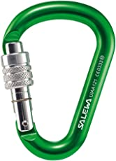 SALEWA Erwachsene HMS SCREW G2 Karabiner