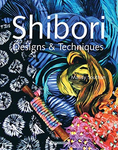 Kostüm Recycling - Shibori Designs & Techniques