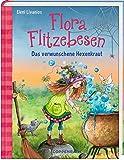 Flora Flitzebesen (Bd. 3): Das verwunschene Hexenkraut