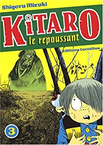 Kitaro le repoussant Edition simple Tome 3