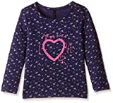 #8: United Colors of Benetton Baby Girls' T-Shirt (16A3ATQC12VDG9010Y_Blue and Pink_0Y)