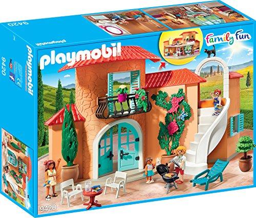 Playmobil FamilyFun 9420 Niño/niña Kit de Figura de Juguete para niños - Kits de Figuras de Juguete para niños (4 año(s), Niño/niña