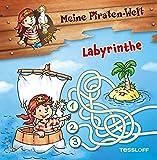 Meine Piraten-Welt: Labyrinthe (Malbücher und -blöcke)