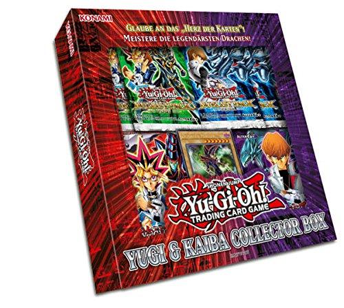 Yugioh - Yugi & Kaiba Collectors Box - Deutsch - Magician Dark Yu-gi-oh-karte