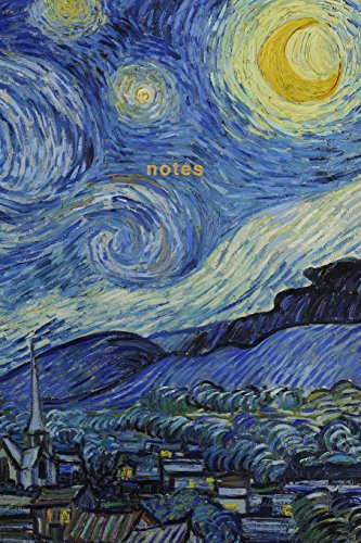 Notes: Van Gogh Starry Night Journal 175-Page Notebook (Iconic Art Journals, Band 8)