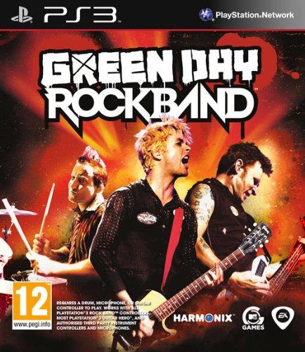 Green Day: Rockband (PS3) [Edizione: Regno Unito]
