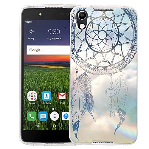 Preisvergleich Produktbild Dooki, Schutzhülle für Alcatel Idol 4, dünn weich Silikon TPU Telefon-Zubehör für Alcatel OneTouch Idol 4.