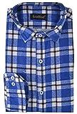 Edinwolf Men's Formal Shirt (EDFR707_39,...