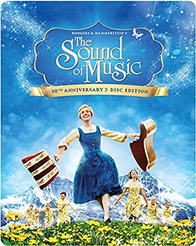 Price comparison product image Sound of Music: 50th Anniversary Limited Edition Steelbook [Blu-ray]