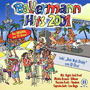 Ballermann Hits Liste