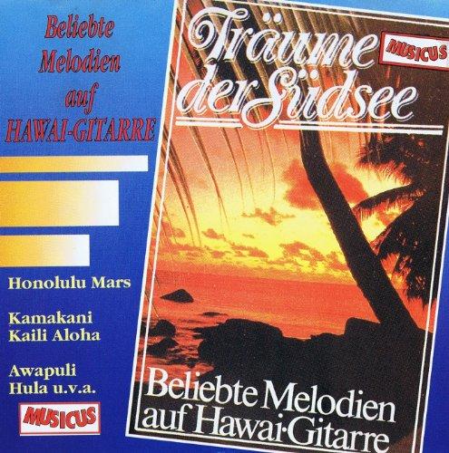 Beliebte Melodien auf Hawaii-Gitarre